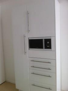Meubles cuisine avec tiroirs