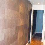 plinthes et mise en peinture portes