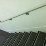 escalier bande antidérapante