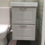 trg design 93 rénovation WC dans salle de douche paris 13ème